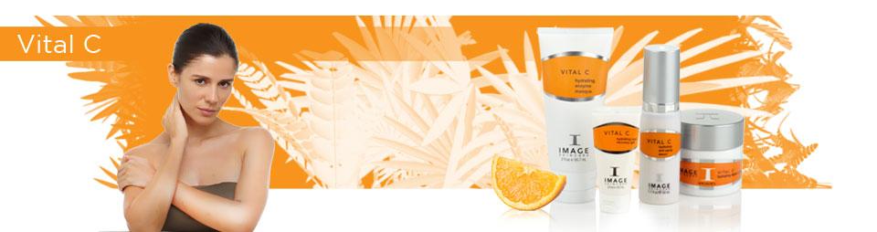 Vital C Skin Care with Antioxidants